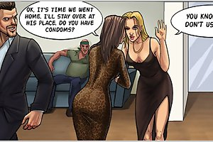Hot comic porn pictures with amazing sluts starving to get fucked hard