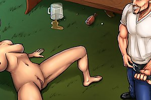 Mad porno flash games with bold dudes fucking nasty whores totally out