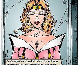 Sleeping beauty ready to fuck in her mouth erotic comics
