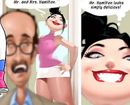 Cartoon porn comic. It is indeed my fresh neighbor's darling, it is a gal I heard yelling most last nighttime