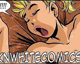 On these types of interracial comics moment to shove that big african american penis deeper you little whitey girl