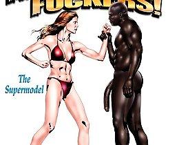 Nigger fuckers interracial comic porn