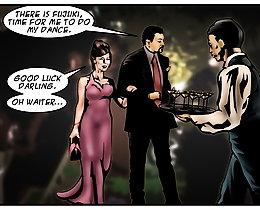 Cuckold comics and interacial cartoon porn