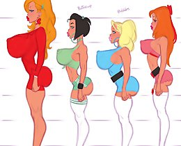 John Persons PIT comics demonstrate all kinds of interracial banging