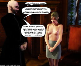 Father and daughter 3d incest