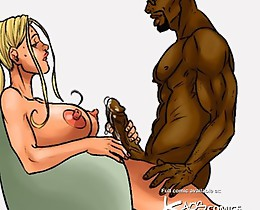 Hottest interracial porn galleries with white babes hard black fucked