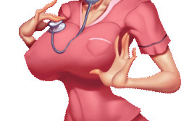 Beauteous nurse in all these cartoon fucking pictures have actually big cartoon boobs and also curved firm booty